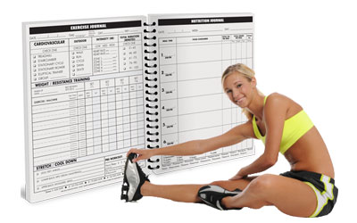 Image of Fat Loss Guide With Woman Stretching