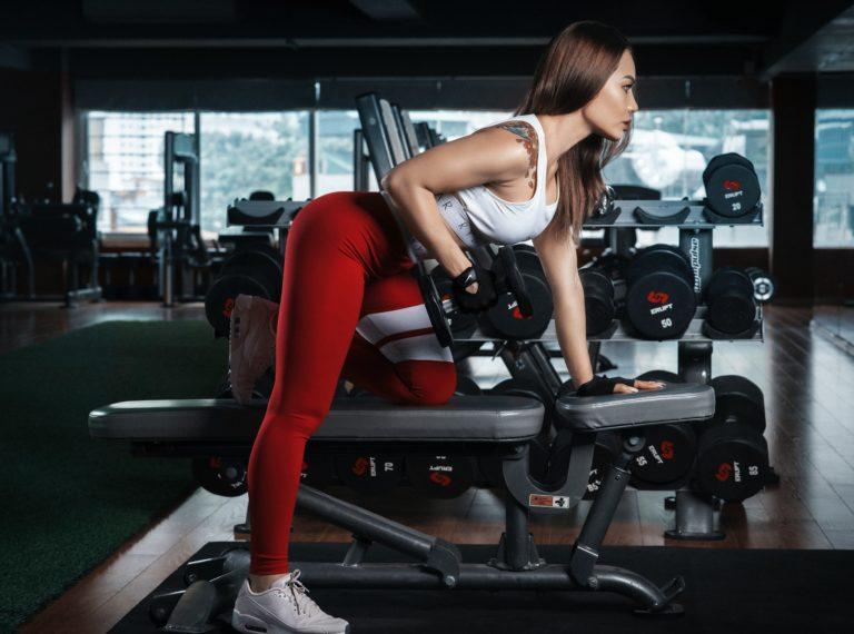 does strength training burn fat
