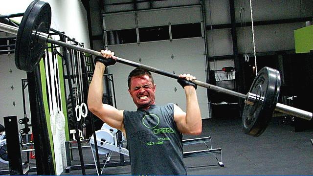 Lifting Weights Bad Form