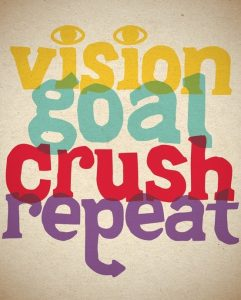 Vision & Goal Graphic