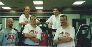 Buccaneers 2001