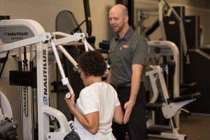 Rock Solid Gym Trainer