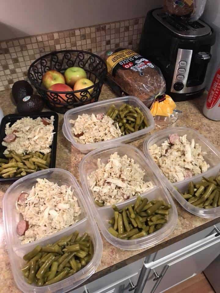 Meal Prep - InBody Challenge
