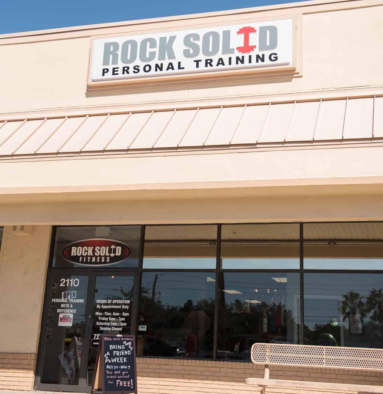 Rock Solid Fitness 2110 Main Street Dunedin FL