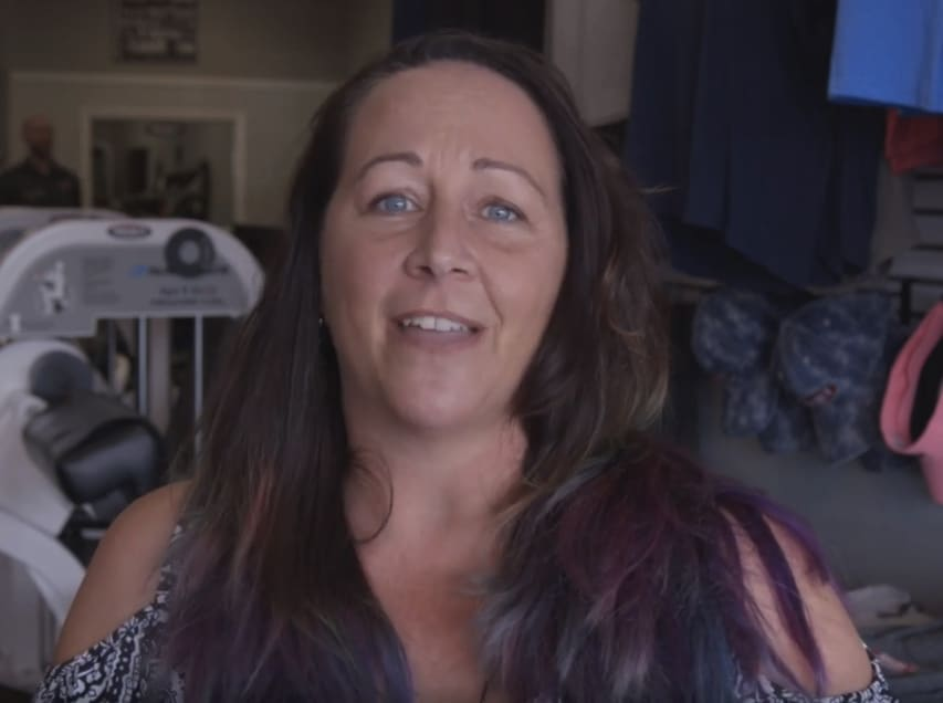 Wendy Client Testimonial Portrait