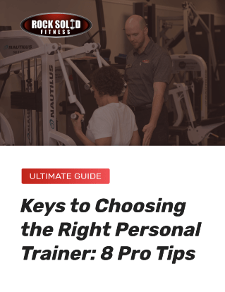 Keys to Choosing a Personal Trainer Cover
