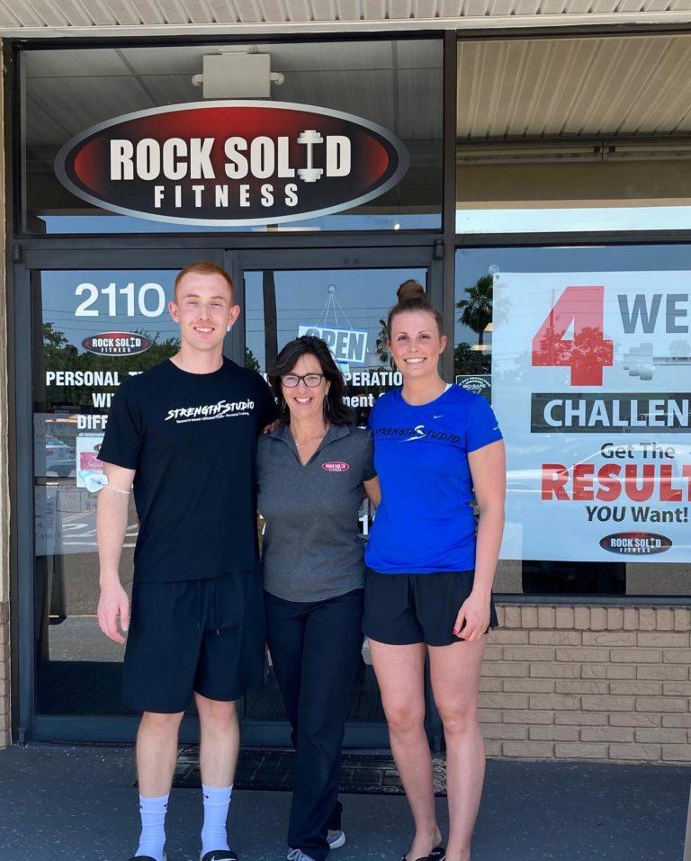 bring a friend week Rock Solid Fitness